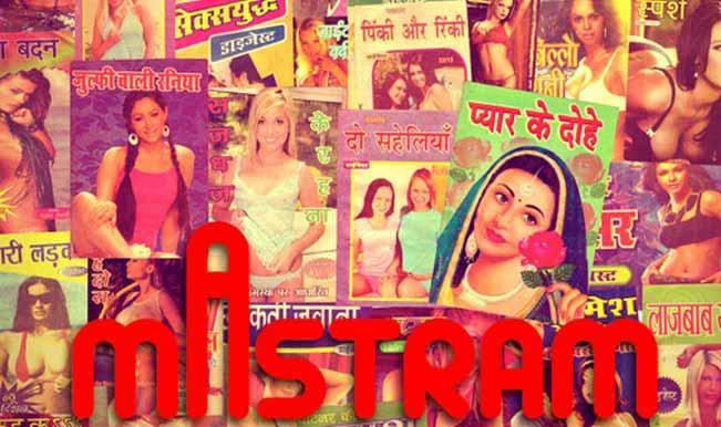 Porn writer film Mastram's raunchy trailer crosses 16 lakh hits on YouTube!
