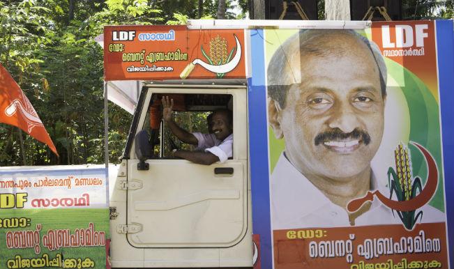 Lok Sabha Elections 2014: Meet your candidate – Bennet Abraham, Communist Party of India,Thiruvananthapuram