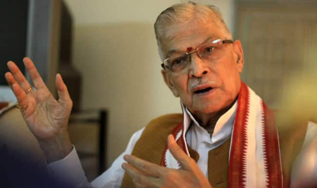 There is no Modi wave, but only BJP wave, says Murli Manohar Joshi