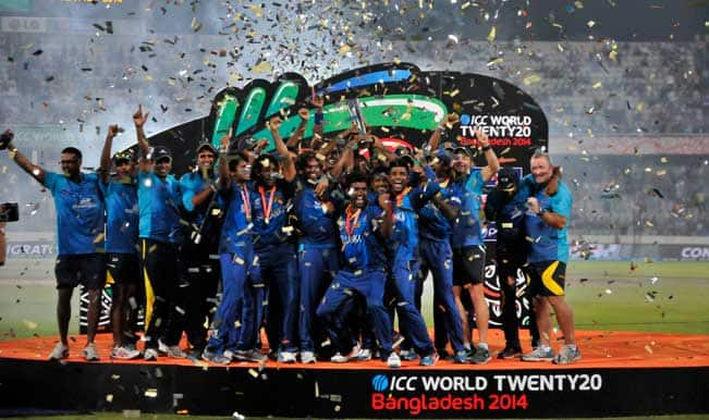 Sri Lanka to celebrate ICC World T20 victory in a grand public ceremony