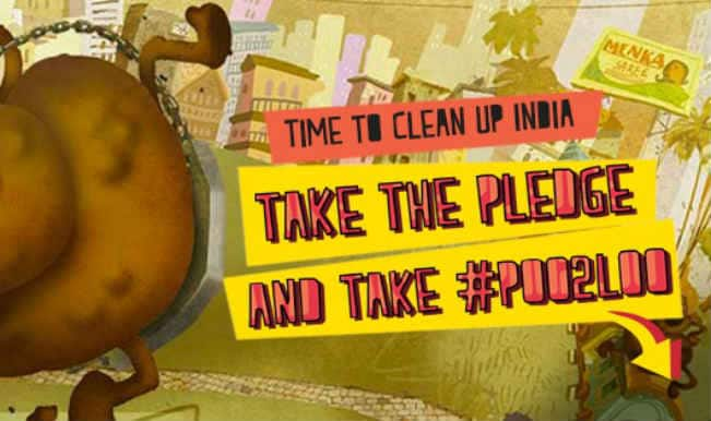Take the poo to the Loo: The UNICEF campaign to make our nation a cleaner and sanitised place
