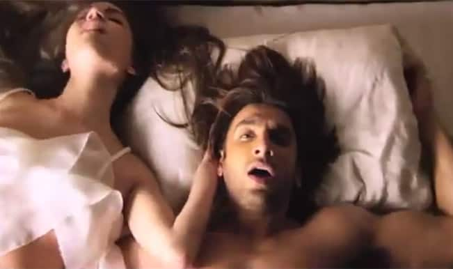 Durex condom ad: Watch Ranveer Singh enjoying sex and rapping #DoTheRex!