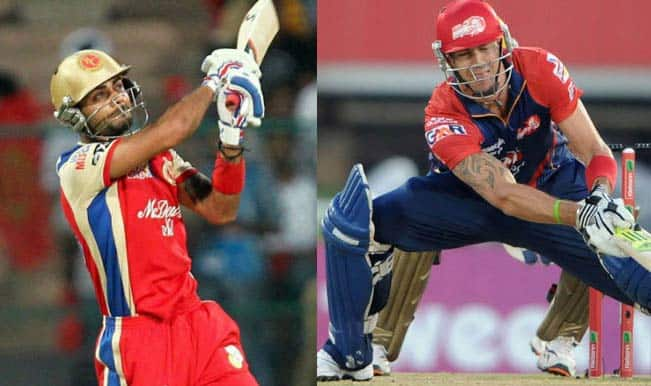 IPL 2014 Preview: New look Delhi Daredevils face best batting line-up of Royal Challengers Bangalore