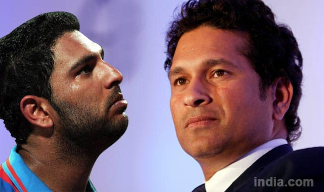 Sachin Tendulkar says Yuvraj Singh will emerge stronger after World T20 debacle