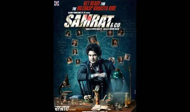 Samrat and Co Movie Review: A typical Bollywood Spiced up movie where Mystery is lost in confusion