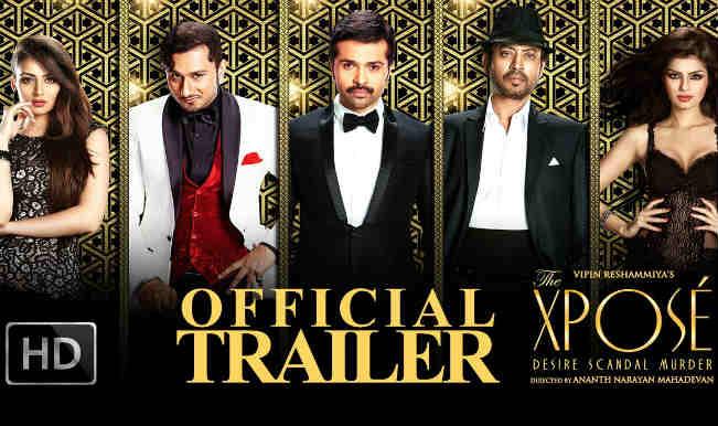 The Xposé trailer: Himesh Reshammiya and Yo Yo Honey Singh's The Great Gatsby rip-off!