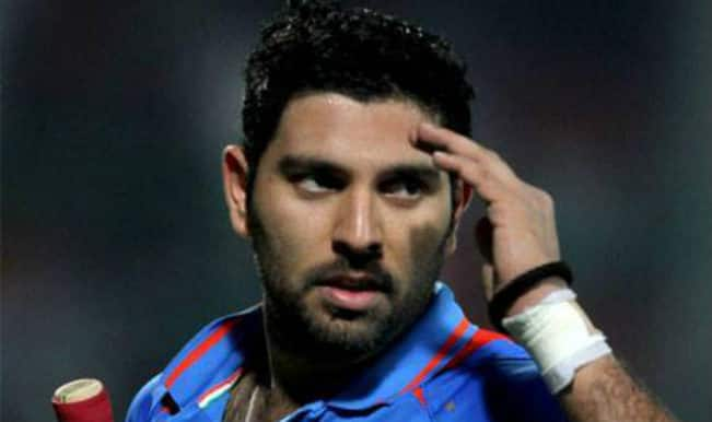 Does one bad match ruin everything for Yuvraj Singh?