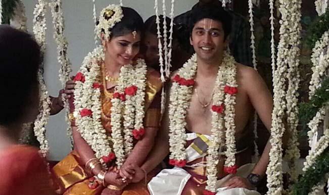Playback singer Chinmayi Sripada marries actor Rahul Ravindran