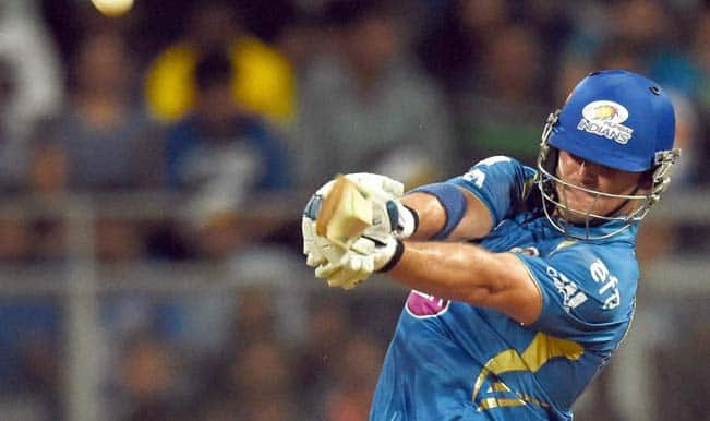 IPL 2014, MI vs RR: Mumbai Indians defeat Rajasthan Royals, qualify for Playoffs