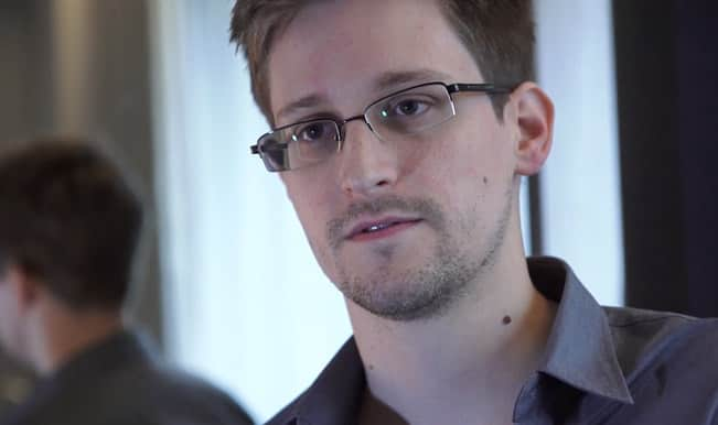 Edward Snowden was apprehensive of foreign forces seeking his files'