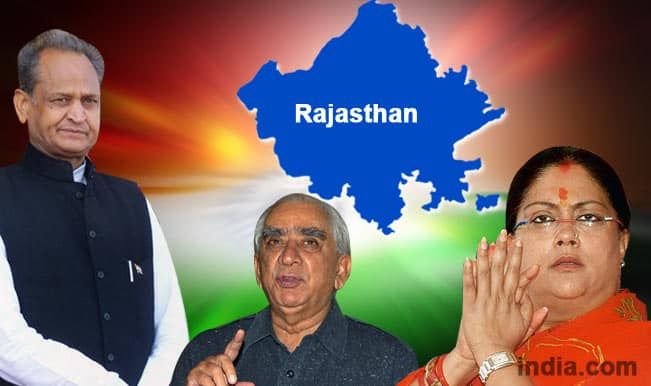 Lok Sabha Elections 2014 Live – BJP leads in two seats, Congress one in Rajasthan