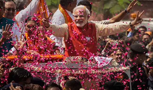 Narendra Modi: The first time MP who went on to become the Prime Minister