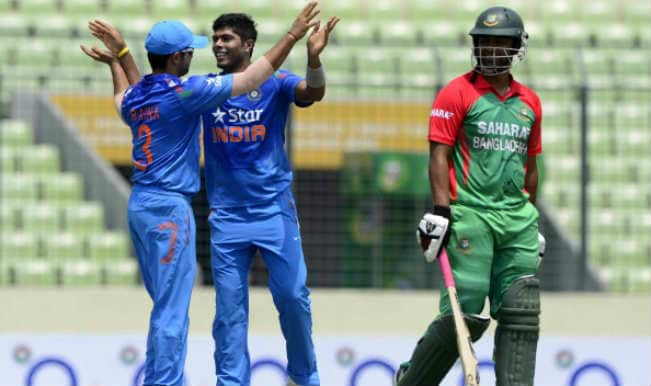 Live Streaming, India vs Bangladesh, 2nd ODI: India look to wrap series in Mirpur