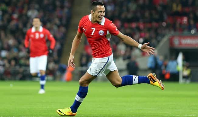 FIFA World Cup 2014 Chile Squad: Football Team & Player List