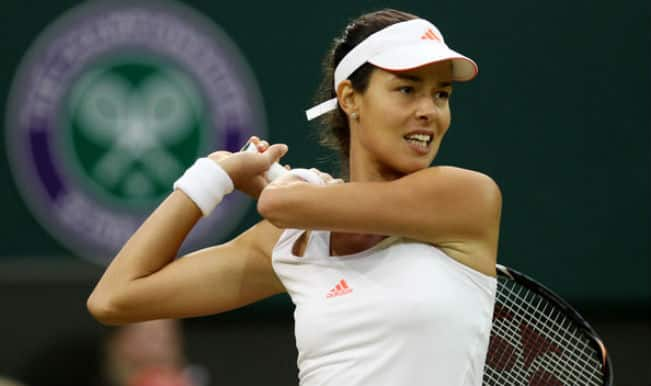 Ass ana ivanovic Female Tennis