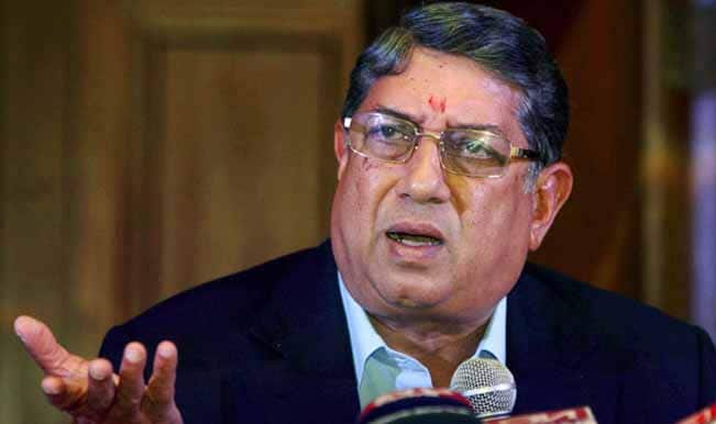 New International Cricket Council Chairman N Srinivasan vows to popularise cricket