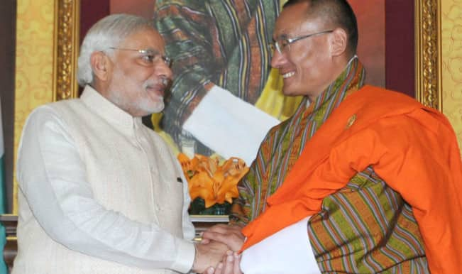 PM Modi's Bhutan Visit: Will Meet Bhutan PM Tomorrow, Discuss Hydrel Project
