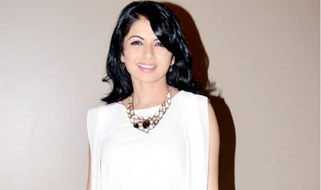 Bhagyashree excited to be back in entertainment space