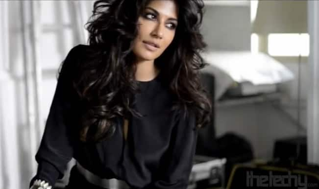 Dusky beauty Chitrangda Singh sizzles on the July issue of Exhibit Magazine
