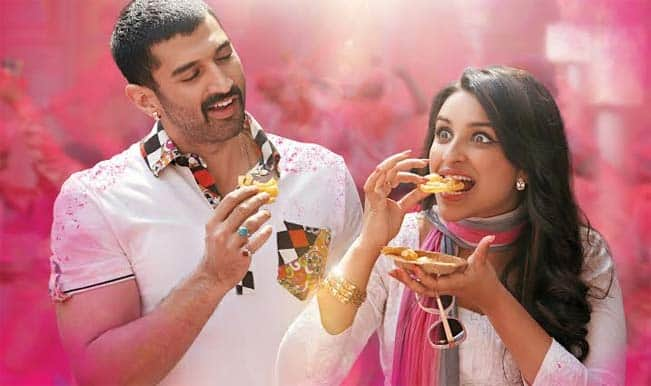Daawat-E-Ishq new song Mannat : Parineeti Chopra and Aditya Roy Kapur are mad(e) for each other!