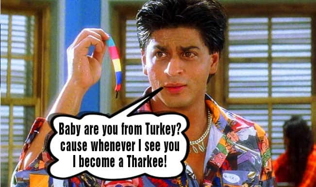 Cheesy yet hilarious Desi pickup lines by Twitterati that ...