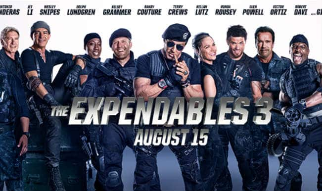 'The Expendables 3' leaks online, illegally downloaded by thousands all over the world!