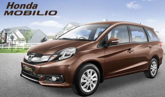 Honda Mobilio India launch: Watch live streaming of 7-seater