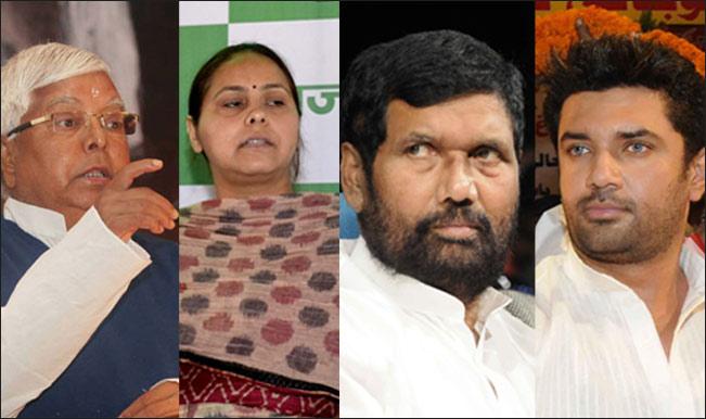 Janata Dal-United-Rashtriya Janata Dal alliance of two defeated parties: Chirag Paswan