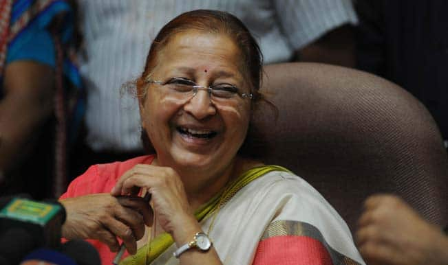 Lok Sabha Speaker appeals to parties to behave despite Trinamool Congress MP questioning her impartiality