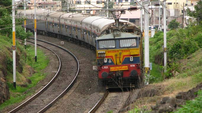 First train between Delhi, Katra starts Monday