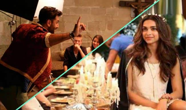 Ranbir Kapoor and Deepika Padukone are back together in Tamasha: First Look!