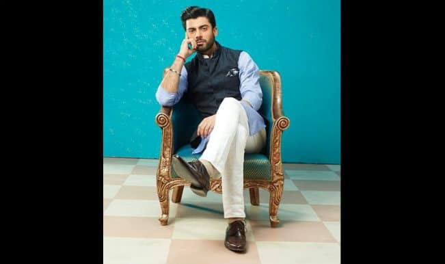 Exclusive: Meet Sonam Kapoor's Prince Charming Fawad Afzal Khan in Khoobsurat!