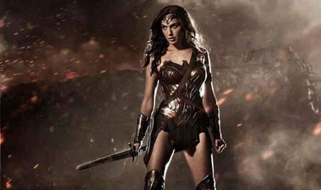 Sexy first look of Wonder Woman Gal Gadot in Batman vs. Superman: Dawn of Justice! | India.com
