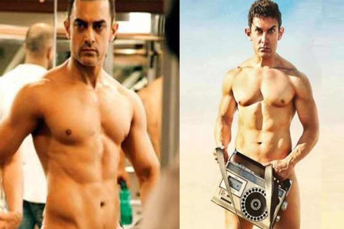 Aamir Khan Naked