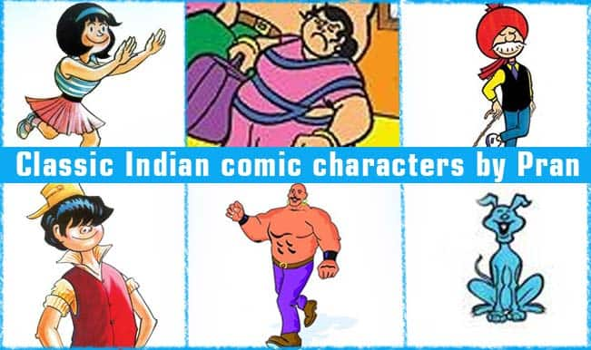 Chacha Chaudhary creator Pran no more: Top 6 characters by the Walt