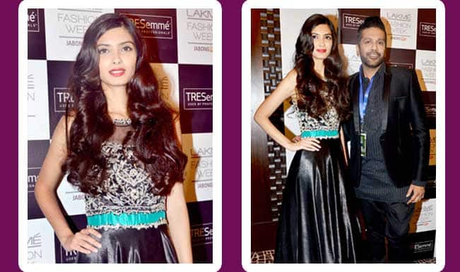 Lakme Fashion Week 2014: Diana Penty's gorgeous appearance steals the show for Rocky S