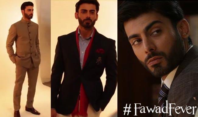 Fawad Khan in Khoobsurat is Mr Darcy, Mr Bingley, Mr Knightley all combined! (Watch video)