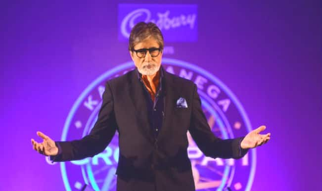 Surat girl Deepa Jagtiani plays KBC live with Amitabh Bachchan