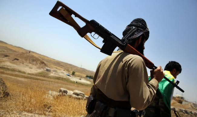 Seven countries join United States in arming Kurds against ISIL