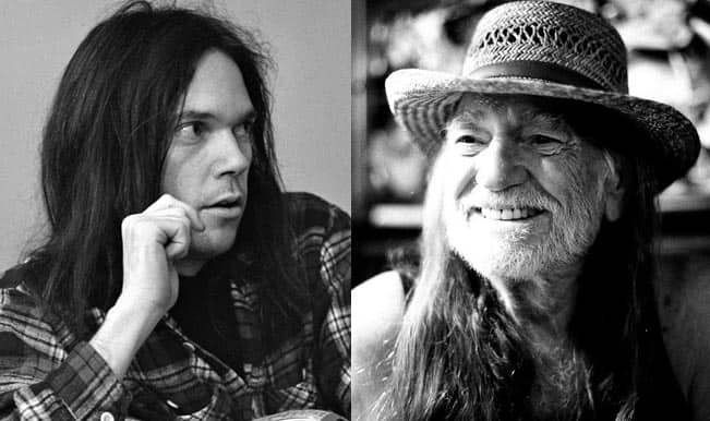 Neil Young and Willie Nelson to headline Nebraska farm concert
