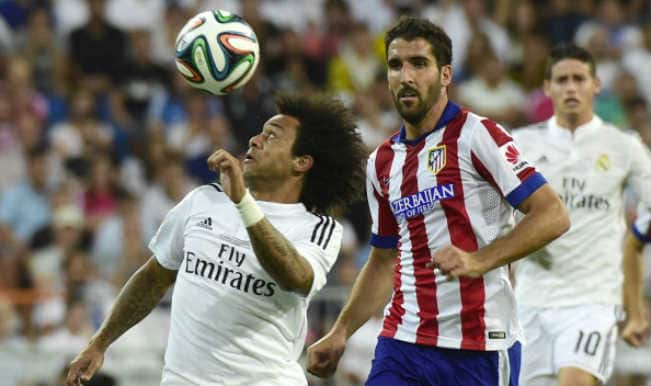 Real Madrid, Atletico Madrid draw 1-1 in Spanish Super Cup first leg