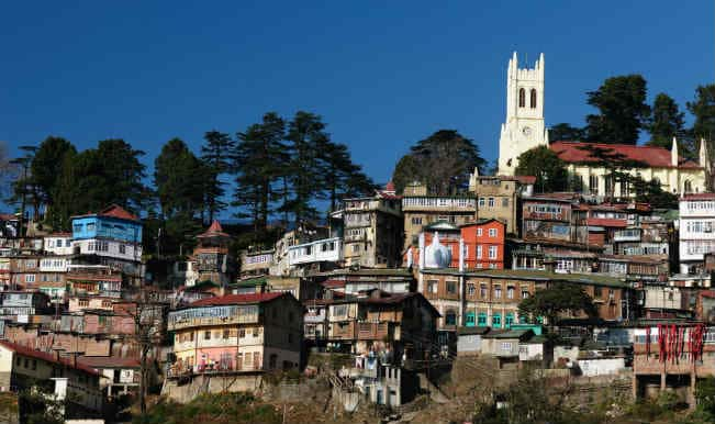 Desh Da Swaad in Shimla: Harpal Singh Souki in the the snow-clad city