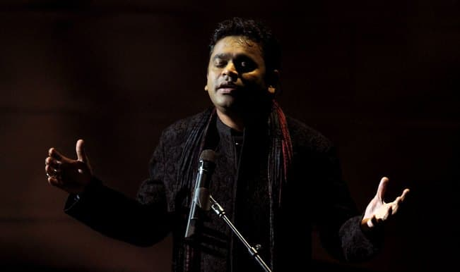 A R Rahman to work with singer Anna Beatriz for 'Pele' biopic