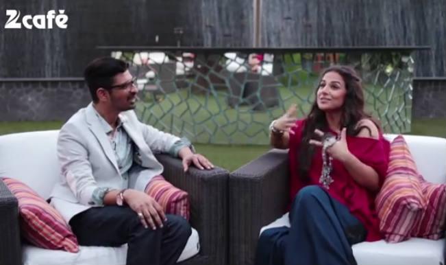 Watch the unabashed Vidya Balan on Look Who's Talking With Niranjan Iyengar