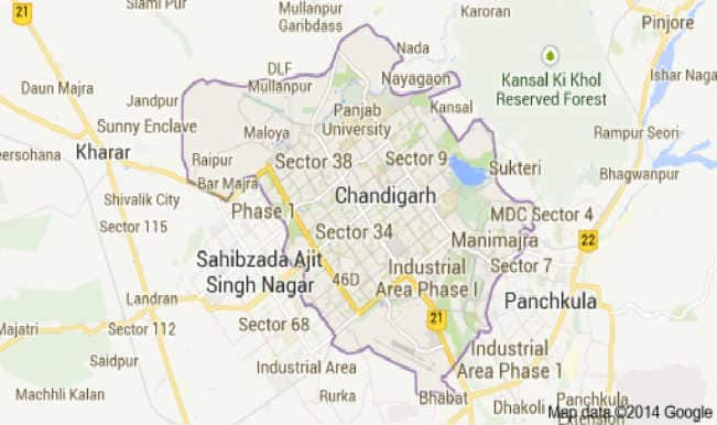 Indian Air Force AN-32 crash lands in Chandigarh, no