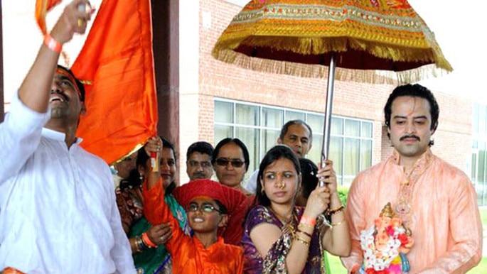 8d1294de52 Houston Maharashtra Mandal Hosts Ganesh Utsav