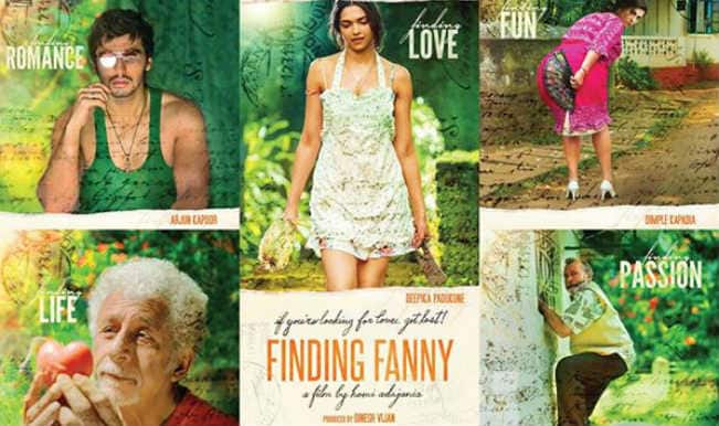 Finding Fanny Public Review: Deepika Padukone and Arjun Kapoor starrer NOT a 'Typical' bollywood entertainer