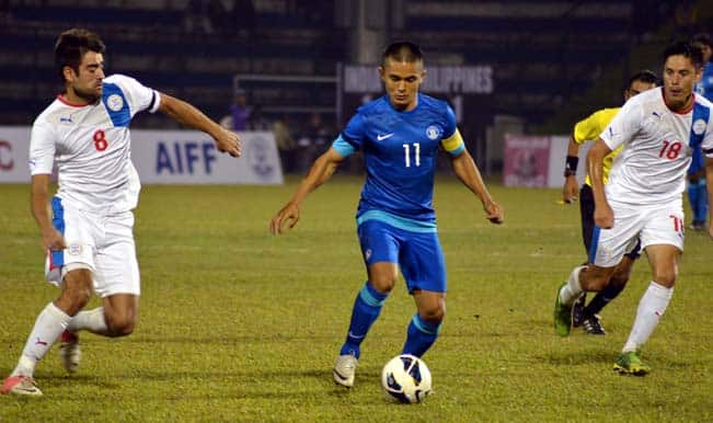 Football: India fall to 158th place in latest FIFA rankings