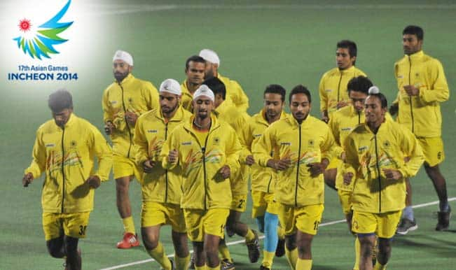 Asian Games 2014 Schedule: Timetable of India Men & Women Hockey Matches at Incheon Games