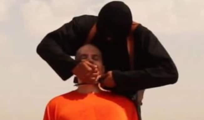 ISIS Jihadi John from beheading videos identified by FBI